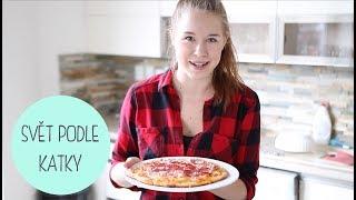 Recept na domácí pizzu!