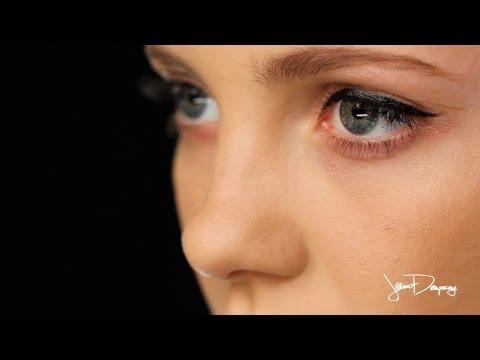 Jillian Dempsey Makeup Tutorial: Liquid Liner