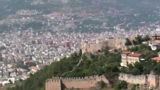 Alanya Castle - Above the Harbour Thumbnail