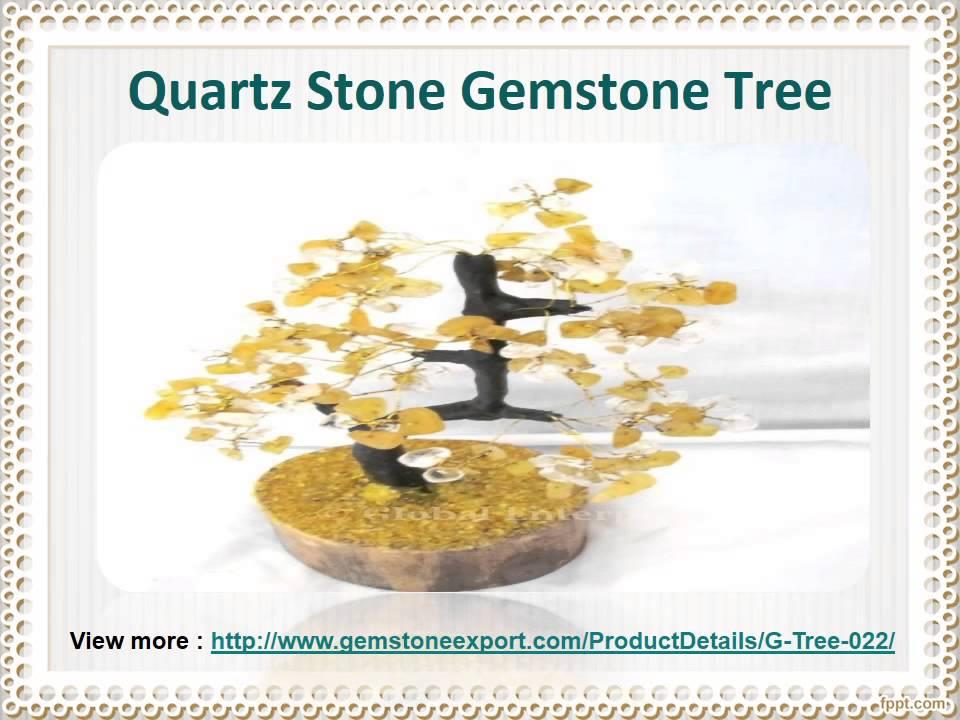 Types of Gemstone Trees - YouTube