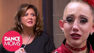 ABBY'S LOW BLOW AGAINST A CANDY APPLE (Season 5 Flashback) | Dance Moms