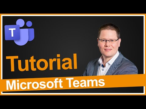 Microsoft Teams Tutorial (deutsch)