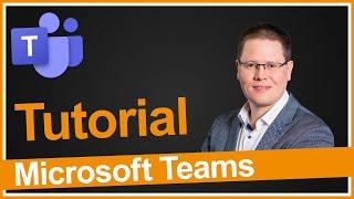 Microsoft Teams Tutorial (deutsch)