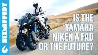 Is The Yamaha Niken A Fad Or The Future?