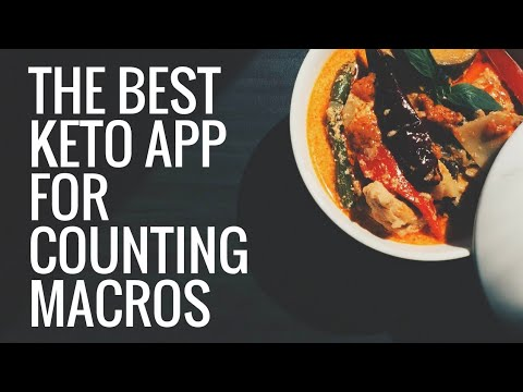 best-keto-app-for-counting-macros