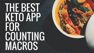 Best Keto App For Counting Macros