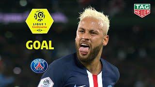 Goal NEYMAR JR (42' pen) / Paris Saint-Germain - AS Monaco (3-3) (PARIS-ASM) / 2019-20