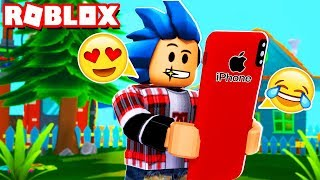 NEW TEXT MESSAGE SIMULATOR! - Roblox: Texting Simulator