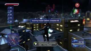 Crackdown Gameplay [Xbox 360]