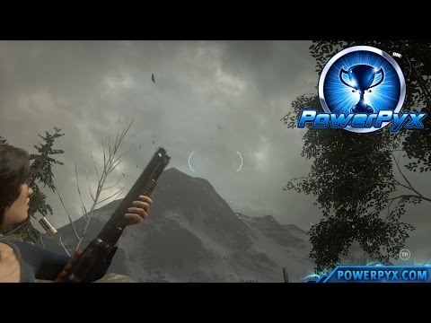 Rise of the Tomb Raider - Trick Shot Trophy / Achievement Guide