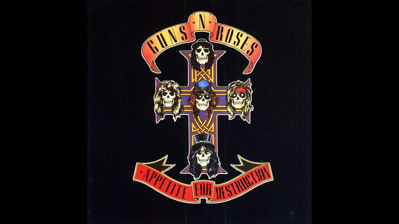 Appetite Destruction - Guns ' Roses Descargar