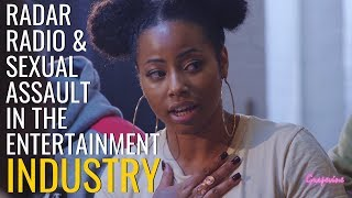 THE GRAPEVINE (UK) | RADAR RADIO & SEXUAL ASSAULT IN THE ENTERTAINMENT INDUSTRY | S3E32 (1/2)