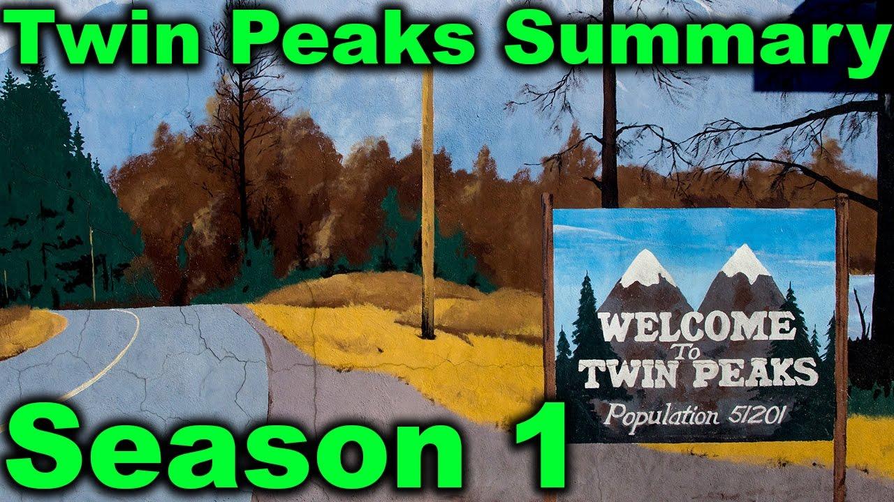 Download Twin Peaks Summary Season  1