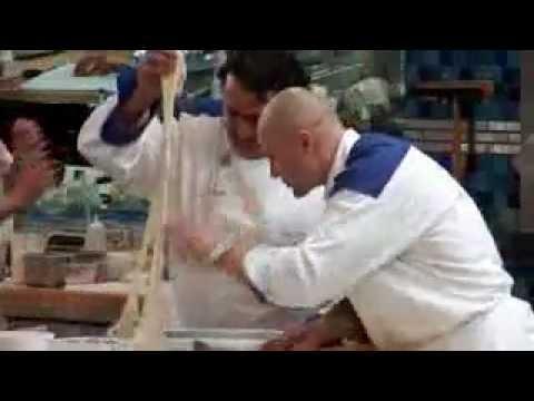 hells kitchen season 8 ep 1 raj boris try to make pizza uncensored - Raj Hells Kitchen