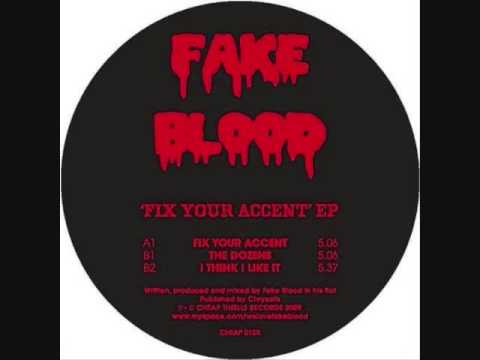 Fake Blood-the dozens