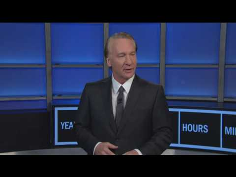 Yes, This is Really Happening | Real Time with Bill Maher (HBO)