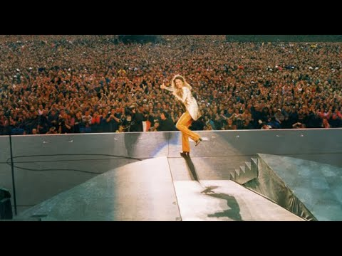 Céline Dion - Top 10 Most Crowded Concerts!