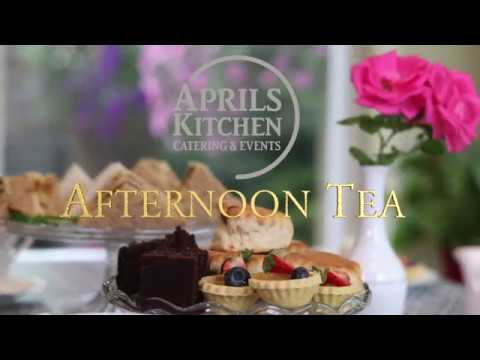 Afternoon Tea - Delivered to your door