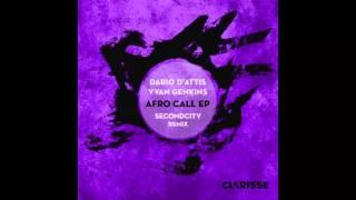 Dario D'attis & Yvan Genkins Afro Call