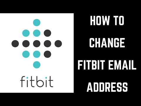how-to-change-fitbit-email-address