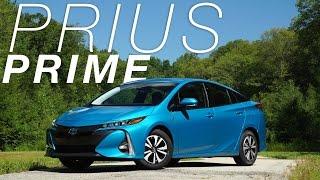 2017 Toyota Prius Prime Quick Drive | Consumer Reports