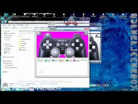 Como Configurar Qualquer Controle/Joystick Para PC