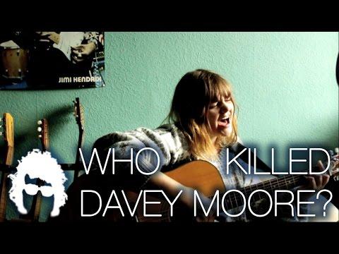 Who Killed Davey Moore? - TALKING BOB DYLAN - Naima