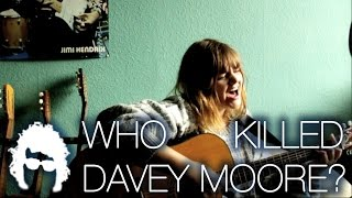 Who Killed Davey Moore? - TALKING BOB DYLAN - Naima