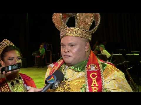 Escolha do Rei e Rainha do Carnaval