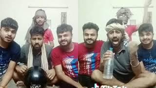 Downtown Sneak Guru Randhawa  || tiktok comedy || 2018