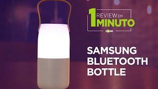 Samsung Bottle - ANÁLISE | REVIEW EM 1 MINUTO - ZOOM