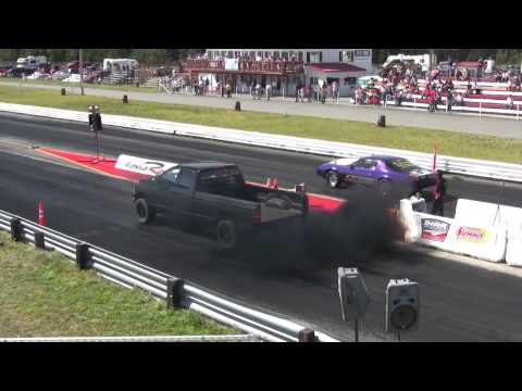 Kenai Krazy sets new diesel truck record at Alaska Raceway Park