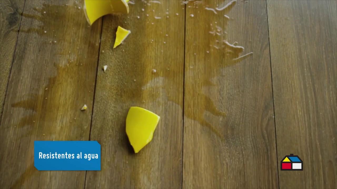 Pisos laminados holztek sodimac homecenter argentina for Pisos laminados homecenter