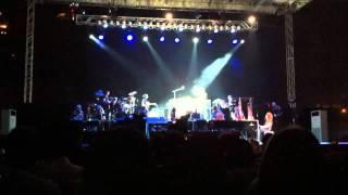 Yanni live in Dubai   crazy drummer