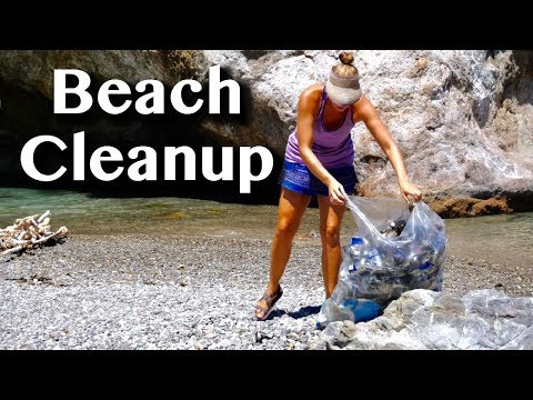 KEEP THE WORLD'S BEACHES CLEAN! -[EXTRA]- Sailing with a Purpose