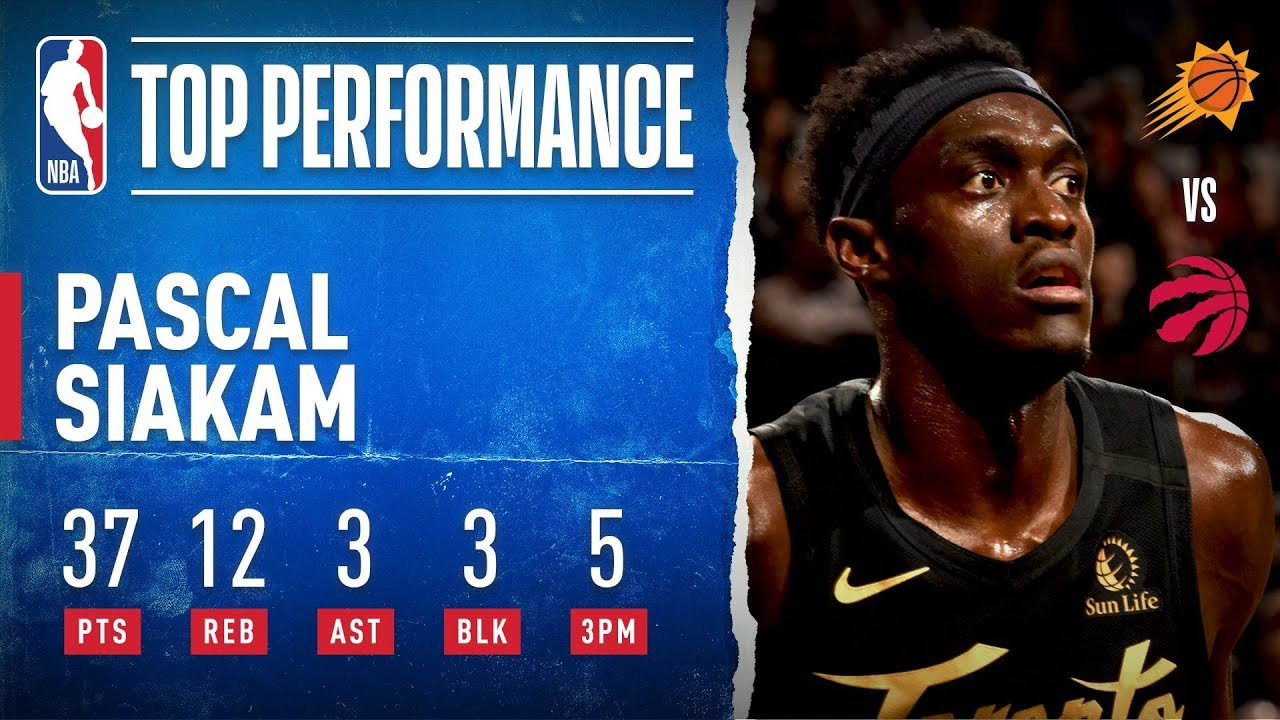 Siakam SHOWS OUT In Home Victory!