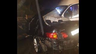 Смертельное ДТП произошло в Железноводске: столкнулись иномарка и пассажирская маршрутка