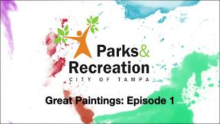 Parks & Rec - Happy At Home Series - Great Paintings - Rembrandt