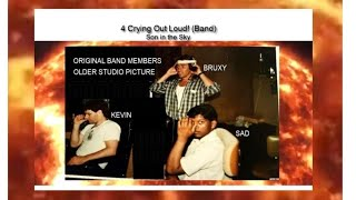ORIGINAL Song  Son in the Sky  4 Crying Out Loud  New Wave Music