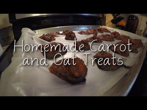 SmartRecipe: Homemade Carrot And Oat Treats