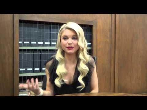 FAKING IT set visit: Bailey DeYoung Teases Season 2B