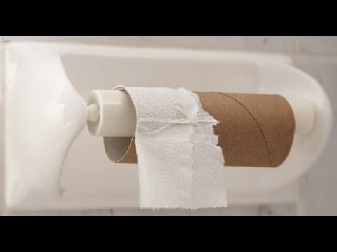 No toilet paper😱💩🚽