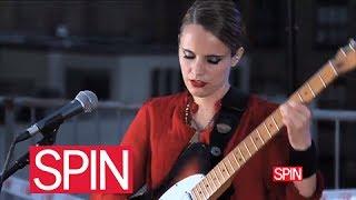 "SPINhouse Live: Anna Calvi, ""Rider to the Sea"""