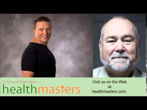 Robert Steele with Ted Broer of Healthmasters - March 24, 2015
