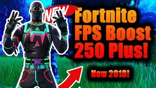 Fortnite FPS Boost! Boost fps season 6! New 2018!