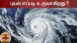 புயல் எப்படி உருவாகிறது? | Nivar | Cyclone Nivar Updates