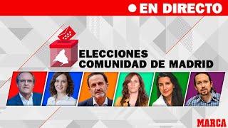 Elecciones en Madrid 2021, el 4M en DIRECTO | Últimas noticias | MARCA