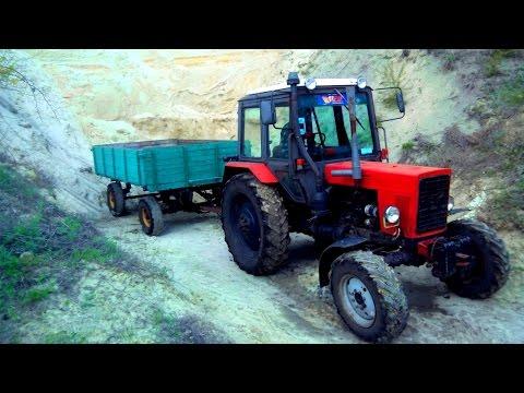 переделки трактора юмз | Видео на Запорожском портале