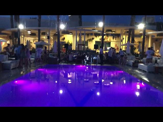 Pjanoo & M3 show at Nikki Beach Marbella , Amazing Sundays
