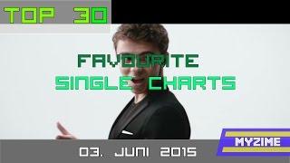 Top 30 Single Charts Juni 2015